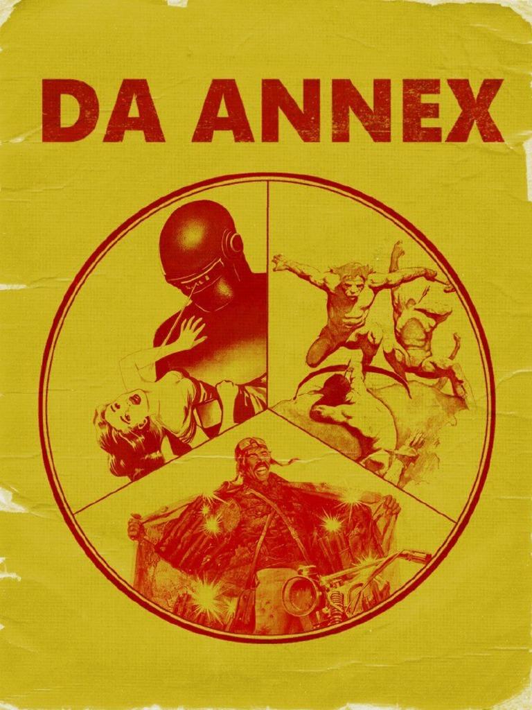 Da Annex 03-16-19   Role Playing Games   Leisure