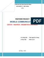 Mobile Communications 21A.3 Report