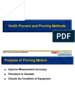 Provers Design & Application