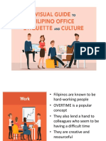 Filipino Work Culture