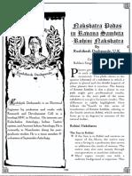 4_Rohini Nakshatra Padas in Ravana Samhita (1)