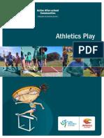 athletics play lesson plans