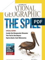 National Geographic Oct 2010