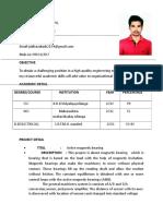 Akash Resume.