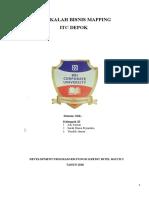 Makalah Maping Bisnis ITC Depok Oke