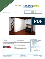 Immoweb Dossier 7933778
