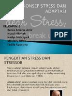 Konsep Stress Dan Adaptasi (Kel 6)