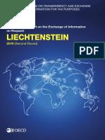 Liechtenstein Second Round Peer Review Report