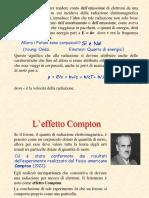 5 Effetto Compton Dualismo