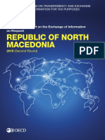 North Macedonia Second Round Peer Review