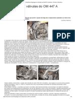 Revista O Mecânico Regulagem de válvulas do OM 447 A mecânico - Revista O Mecânico.pdf