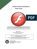 Modul Pelatihan Media Pembelajaran Adobe Flasheko