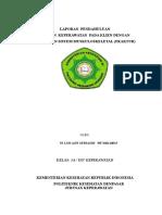 360643291 Analisis Risiko Bencana Pada Daerah Pariwisata Docx