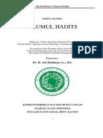 ulumulhadis-modul.pdf