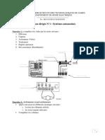 TD Syst Automatisés