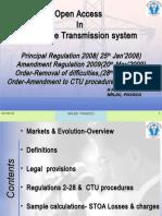 OA Regulation 2008