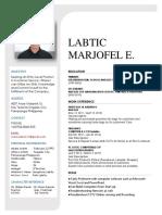 Labtic Marjofel e