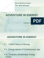 Adventure in Energy