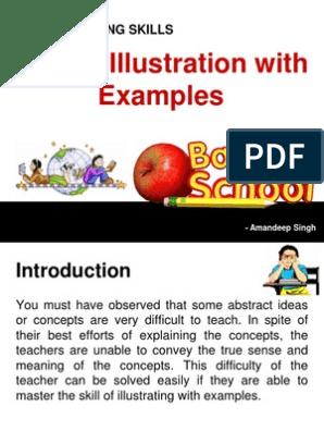 Skill of Illustration | Concept | Neuropsychology