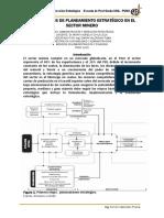 Fundamentos del Planeamiento Estratégico en Empresas Mineras