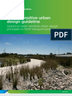 Water Sensitive Urban Design Guideline