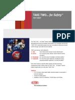 Dupont TakeTwo Fact Sheet