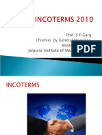 International Commercial Terms INCOTERMS