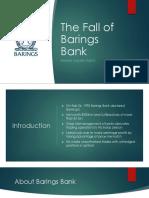 The Barings Bank