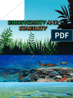 Biodiversity and Stabilty x Gen