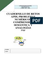 CUADERNILLO RETOS APDI 5EP 2017-18.pdf