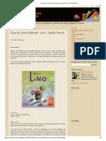 Conto Seu Conto_ Dica de Livro Infantil_ Lino - André Neves