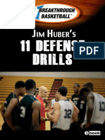 11 Defense Drills