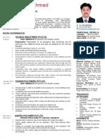 Ahmad B.Tech-chem polymer 6.7 yr. Exp. (2).doc