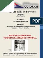 Palomo Fallas de Pistones