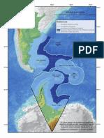 Mapa-bicontinental Plataforma Continental Extención 2009