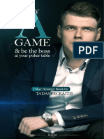 Play a Game and Be the Boss at Your Poker Table Tadas Peckaitis