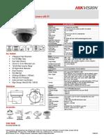 Hikvision Camera Ds-CD