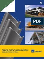 Folder Perfis Estruturais Gerdau - Segmento Industrial.pdf