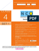 Nco Level2 Class 4 Set 1