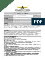 Programa de Disciplina HUM-20 MEC-CIVIL