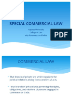 Special Commercial Law Autosaved(1)