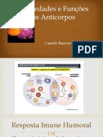 Propriedades e Funções Dos Anticorpos
