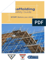 Scaffolding Safety Guide