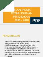 Pelan Induk 2006-2010