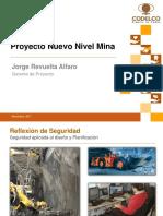 Nuevo Nivel Mina