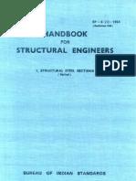 SP6-Steel Hand Book