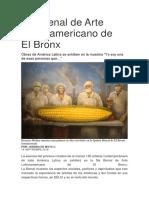 5ta Bienal Bronx