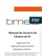 HSIP2 Ip Camera User Manual Spanish
