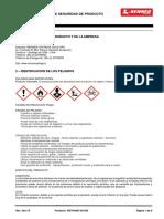 HDS_ HOJA DE DATOS DE SEGURIDAD DE PRODUCTO QUIMICO Renner Coatings.pdf