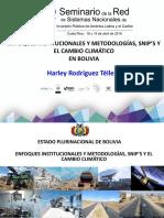 Seminario Inversión Pública en América Latina y el Caribe